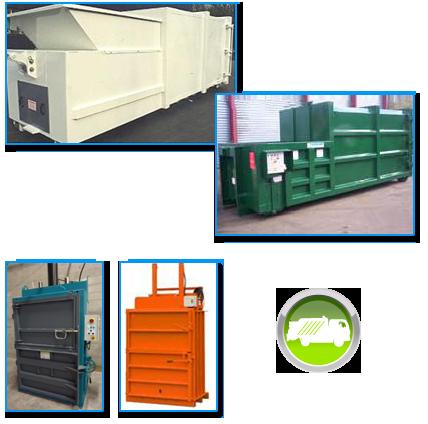 Vérin hydraulique de presses et de compacteur